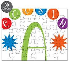 Cousin Alina Puzzle