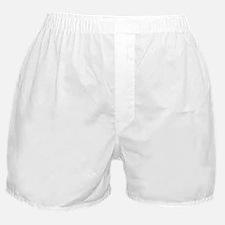 Nikola Tesla - White Boxer Shorts