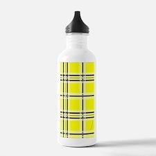 nooksleeveyeloplaidpng Water Bottle
