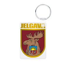 Jelgava COA Keychains