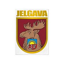 Jelgava COA 5'x7'Area Rug