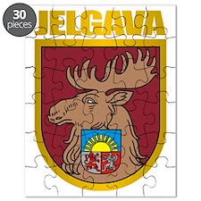 Jelgava COA Puzzle