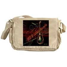 MoonGuitars2 Messenger Bag