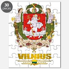 Vilnius COA (Flag 10)2 Puzzle