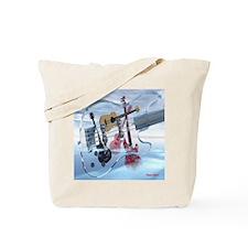 GlassBass Tote Bag