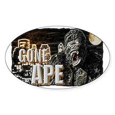 gone ape Decal