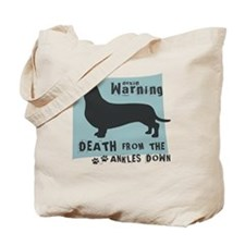 death6 Tote Bag