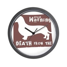 death5 Wall Clock