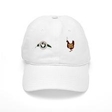chickencornercoffeecup Baseball Cap