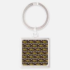 MGPearlCrownPbrShowerC Square Keychain