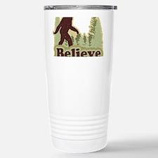believe Stainless Steel Travel Mug