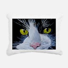 tuxPC Rectangular Canvas Pillow