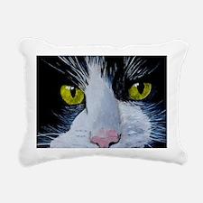tuxnote Rectangular Canvas Pillow