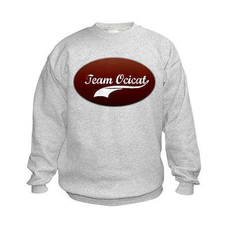 Team Ocicat Kids Sweatshirt