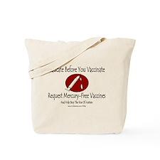 Mercury Free Tote Bag