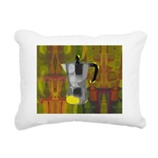 coffee3-puzzle Rectangular Canvas Pillow