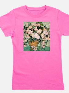 FF VG Roses Girl's Tee