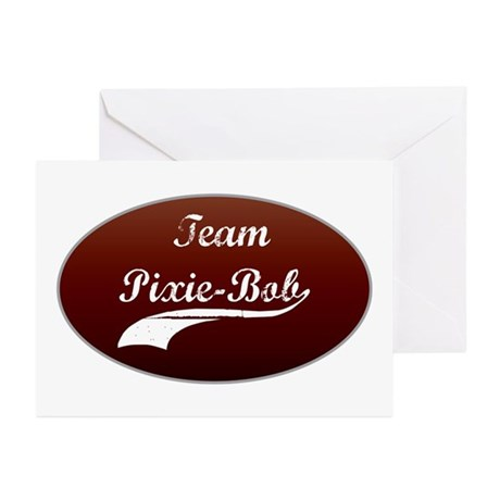 Team Pixie-Bob Greeting Cards (Pk of 10)