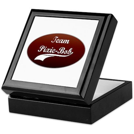 Team Pixie-Bob Keepsake Box