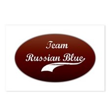 Team Blue Postcards (Package of 8)