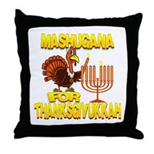 Mashugana For Thanksgivukkah Turkey and Menorah Th