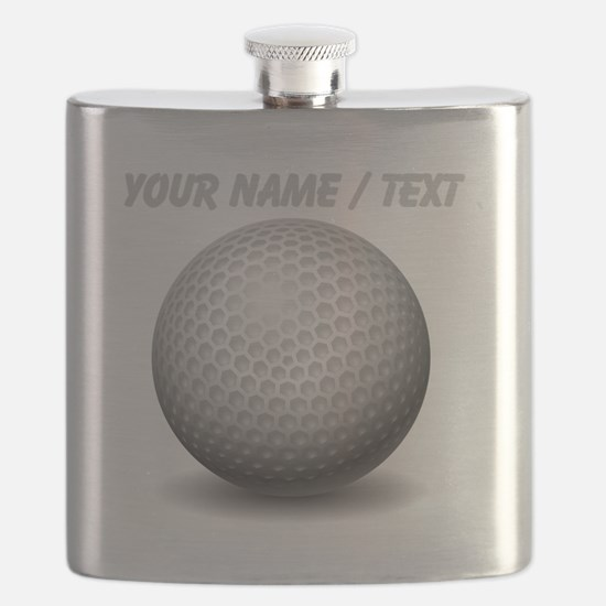 Custom Golf Ball Flask