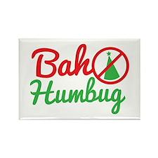 Bah Humbug NO CHRISTMAS! Magnets