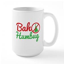 Bah Humbug NO CHRISTMAS! Mugs