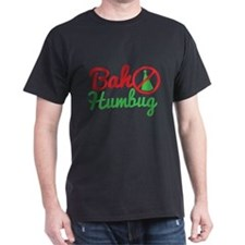 Bah Humbug NO CHRISTMAS! T-Shirt