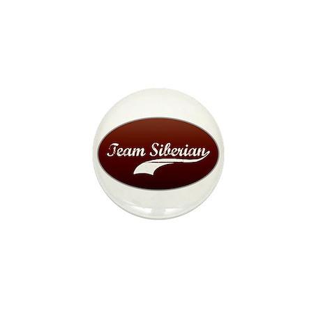 Team Siberian Mini Button