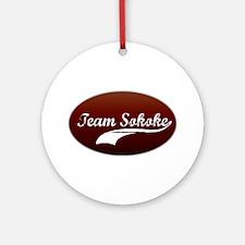 Team Sokoke Ornament (Round)