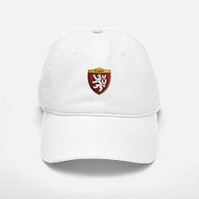 Czech Metallic Shield Baseball Baseball Baseball Cap