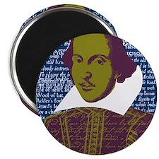 Shakespeare Magnet