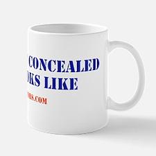This is Concealed Mug