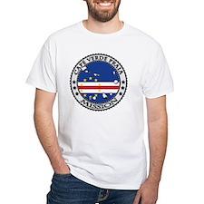 Cape Verde Praia LDS Mission Flag Shirt