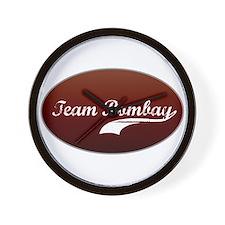 Team Bombay Wall Clock