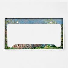 254 License Plate Holder