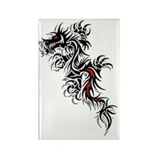 dragon1 Rectangle Magnet