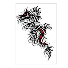 dragon1 Postcards (Package of 8)