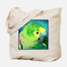 Blue-Fronted Amazon Tote Bag