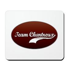 Team Chartreux Mousepad