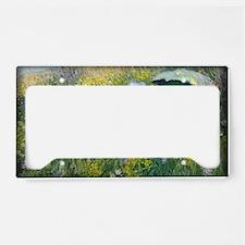 333 License Plate Holder