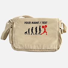 Custom Weightlifting Evolution Messenger Bag