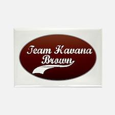 Team Havana Rectangle Magnet