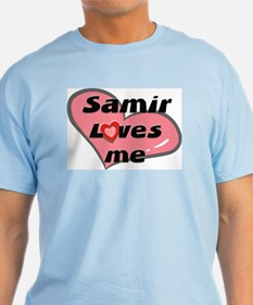 samir loves me T-Shirt