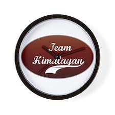 Team Himalayan Wall Clock