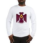 Scottish Rite Eagle Long Sleeve T-Shirt