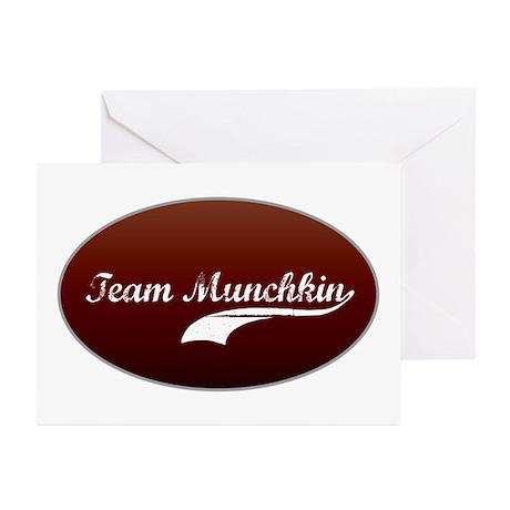 Team Munchkin Greeting Cards (Pk of 10)