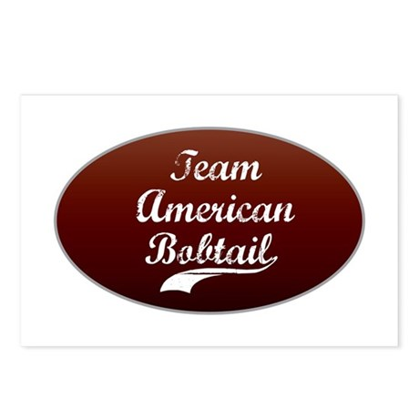 Team Bobtail Postcards (Package of 8)