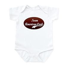 Team Curl Infant Bodysuit